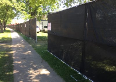 privacy-screen-for-special-event-along-sidewalk