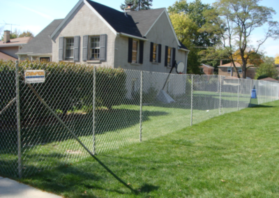 temporary-post-driven-chain-link-fence