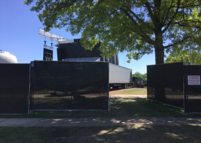 windscreen-temporary-fence-panel-gate-to-backstage